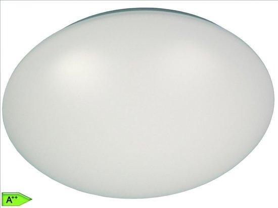Super bol.com | Goedkope Plafondlamp - 36cm - Wit - 1 fitting AC38