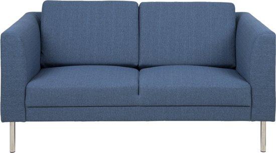 24designs bank feline 2 zits b168 x d86 x h86 cm stof blauw - Bank kind zits ...