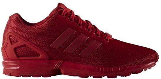 rode adidas sneakers heren