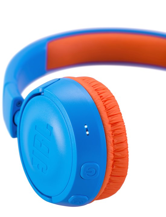JBL JR300BT Kids On-Ear Bluetooth Koptelefoon