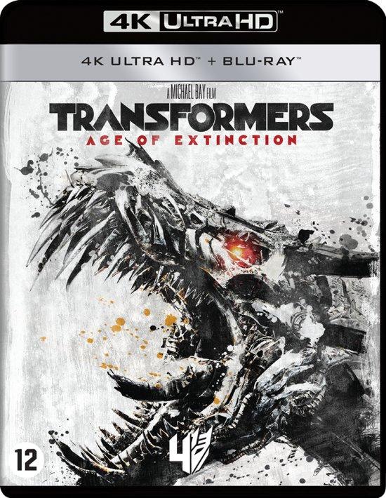 Transformers 4: Age of Extinction (4K Ultra HD Blu-ray)