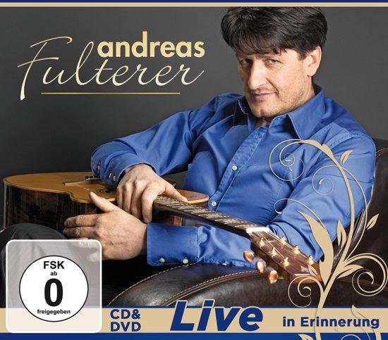 Live - In Erinnerung - Cd & Dvd