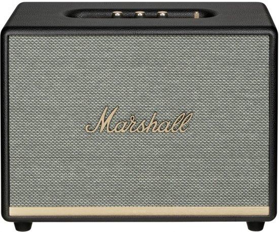 Marshall Woburn II - Draagbare Speaker - Zwart