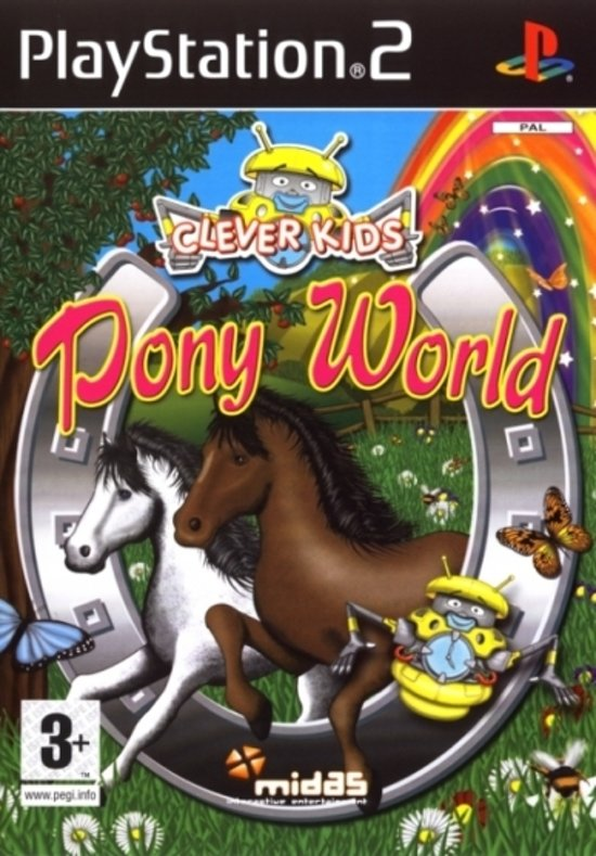 Clever Kids - Pony World