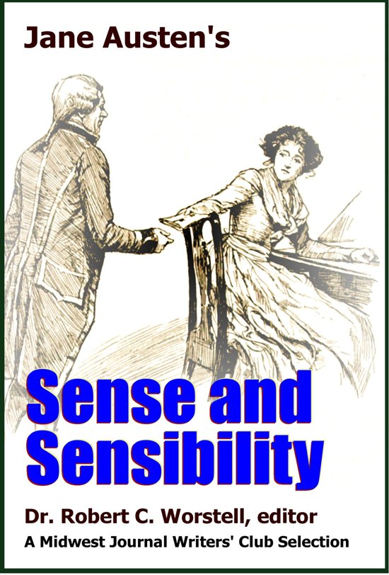 a report on the book sense and sensibility by jane austen