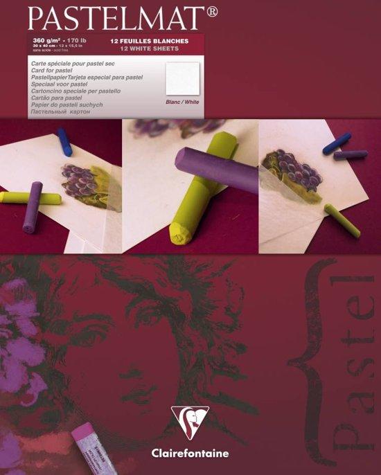 Pastelmat nr.3 30x40cm 360 grams