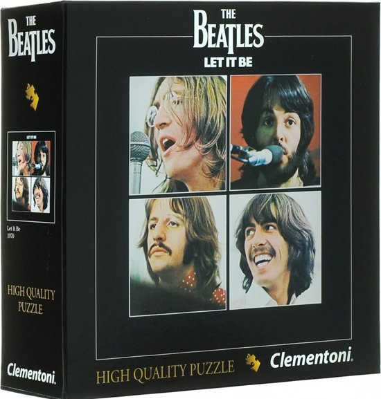The Beatles Let it be puzzel 289 stukjes