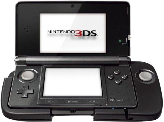 Nintendo Circle Pad Pro Zwart 3DS kopen