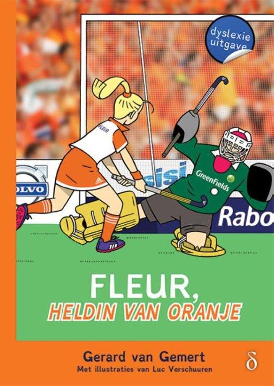 Fleur, heldin van Oranje - Gerard van Gemert pdf epub