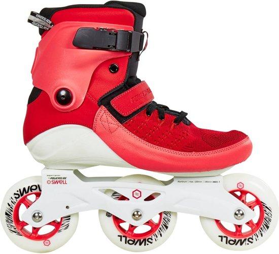 2662bca2548 bol.com | Powerslide Inline Skates Swell Unisex Rood Maat 47