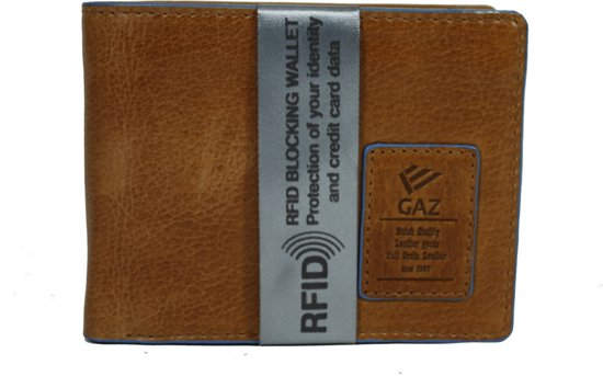 8f5d6f95384 bol.com   Sportieve mannen portemonnee RFID protected