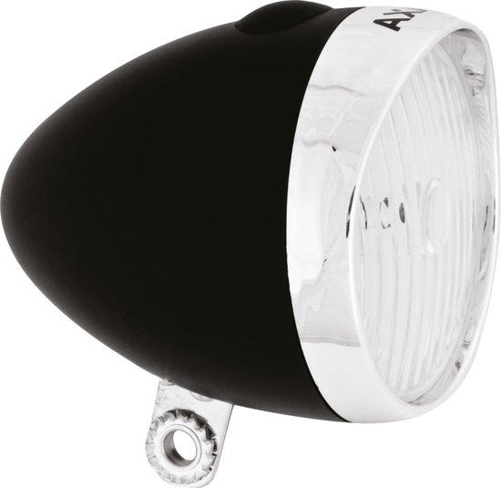 Axa Fietsverlichting - Koplamp - Zwart