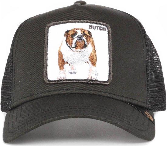 c30747d8ea7e3 Goorin Bros. Butch Trucker cap - Black