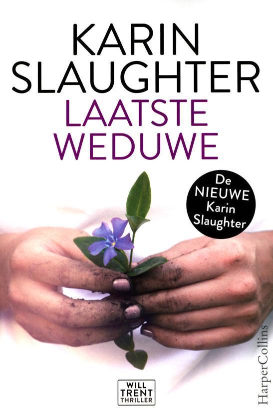 Boek cover Will Trent - Laatste weduwe van Karin Slaughter (Onbekend)
