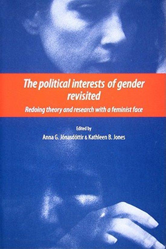 The Political Interests of Gender Revisited