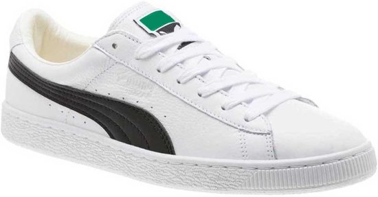 bol.com | Puma Sneakers Basket Lfs Wit Heren Mt 43