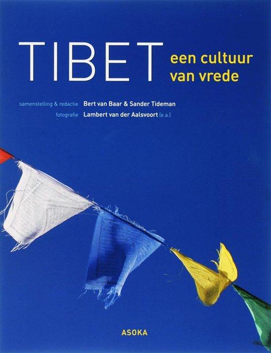 Boek cover Tibet van Bert van Baar (Paperback)