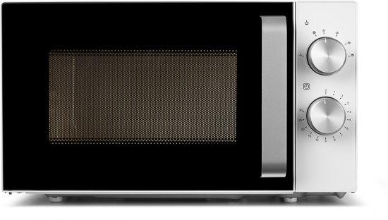 MEDION MD18071 - Magnetron grill - zwart/wit