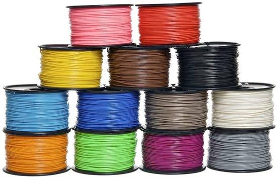 Clp 3D-Filamenten - ABS (1 kg) - roze, 1,75 mm