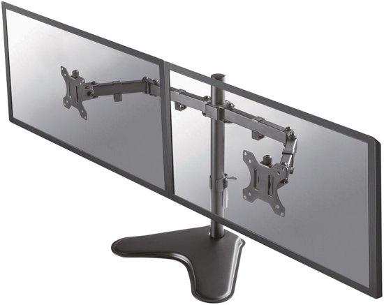 Newstar FPMA-D550DDBLACK Monitor Beugel Zwart