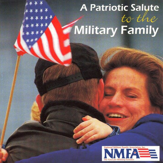 A Patriotic Salute to the Military Family