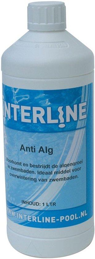 Interline Zwembad Interline Anti Alg - 1 liter