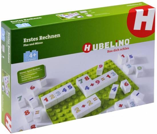 Afbeelding van het spel Hubelino Eerste Keer Rekenen - Educatief Spel