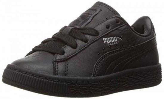 Puma Basket Classic BTS zwart sneakers kids 733b26512