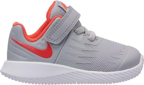 373d27ff1a6 bol.com | Nike Star Runner Sneakers - Maat 21 - Unisex - grijs/oranje