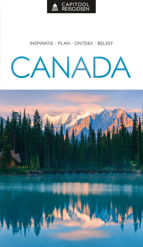Reisgids Oost-Canada