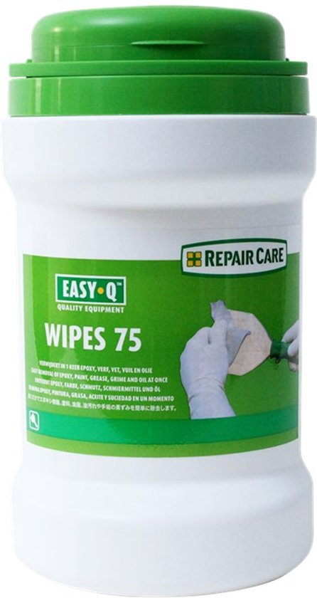 Repair Care - Easy.Q - Wipes (75x)