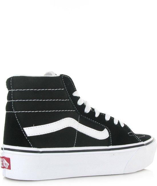 Vans Sneakers 36 2 Zwart Sk8 Hi Platform Dames Maat raq56Pxrw
