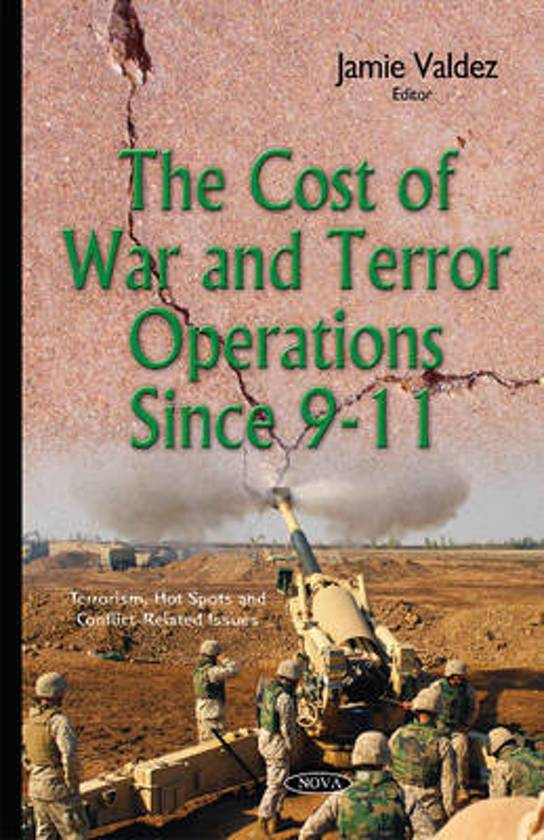 Cost of War & Terror Operations Since 9-11