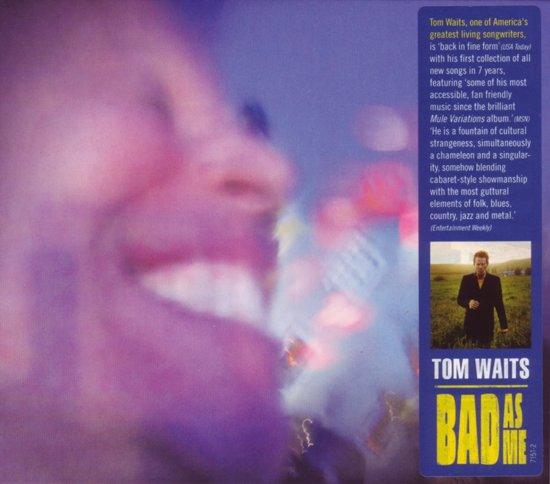 Bad As Me (LP+Cd)