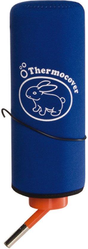 Beeztees Thermocover - Voor Drinkfles - Blauw - 600 ml