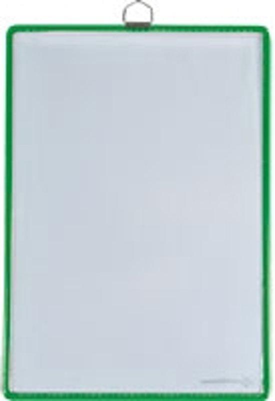 Tarifold hanglijst met oogjes, staaldraadlijst, DIN A4, A4
