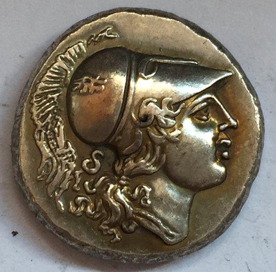 oude griekse munten