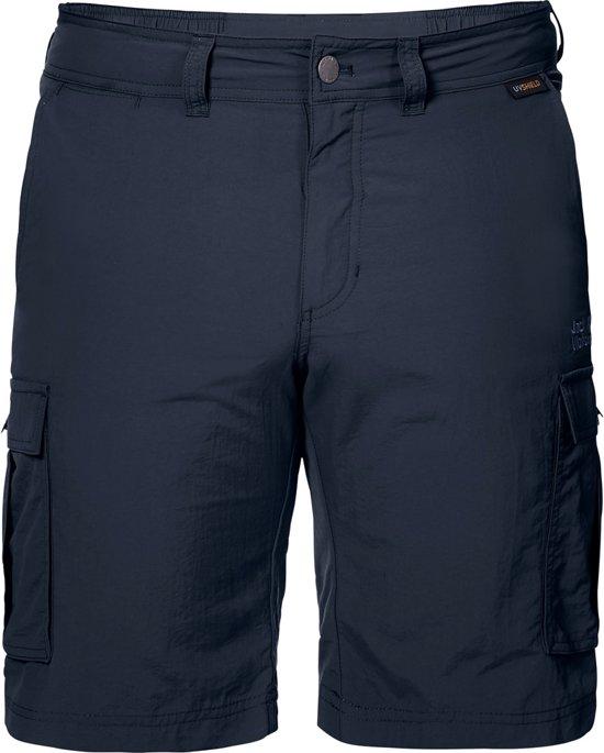 Maat Jack Heren Shorts Broek Cargo 46 Korte Wolfskin Blauw Canyon xwxR4qgfP