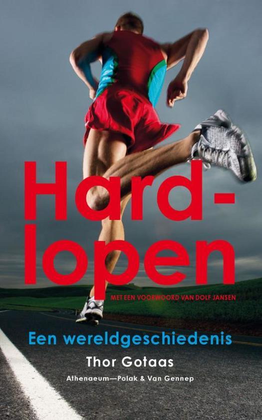 Boekomslag voor Hardlopen