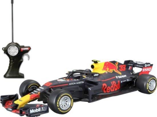 Maisto Red Bull F1 2018 Rb14 33 Max Verstappen Rc 1 24