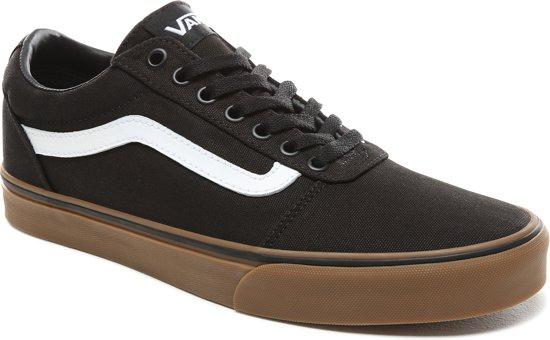 Maat canvas gum 44 Sneakers Vans 5 Ward Black Heren Uq4w7tgn