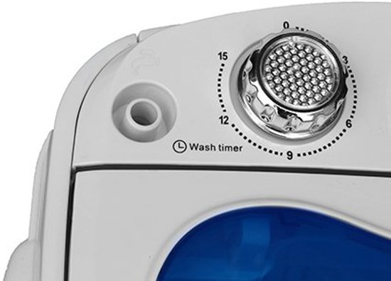 Mini Wasmachine (3KG) met Centrifuge (1KG)