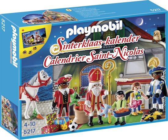 Playmobil Sinterklaas Adventskalender