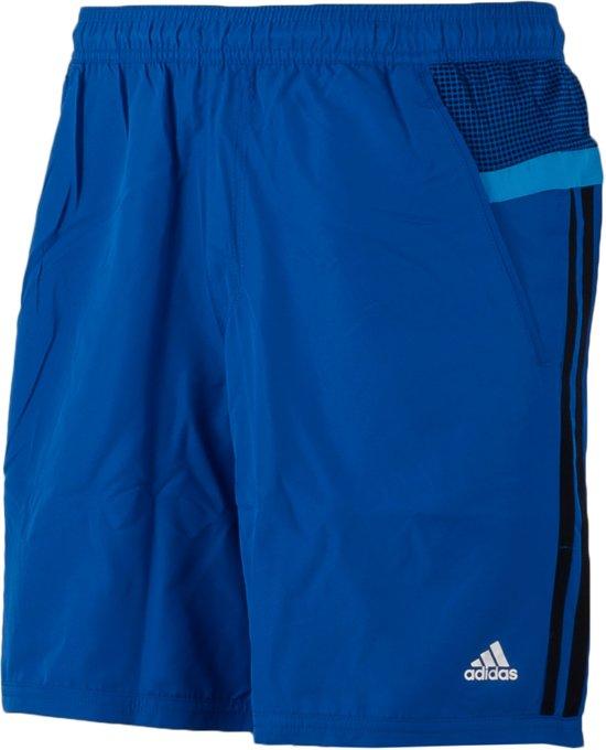   adidas Clima365 Sportbroek Mannen Maat M Blauw