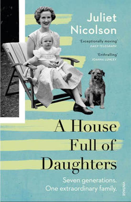 a house full of daughters by kerima
