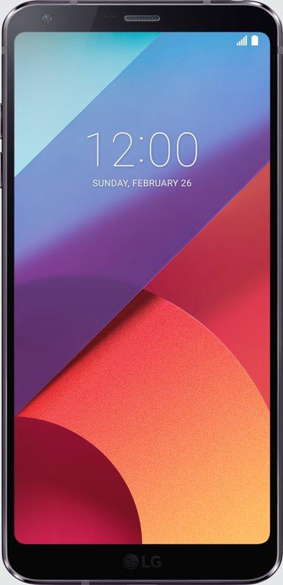 LG G6 - 32GB - Zwart