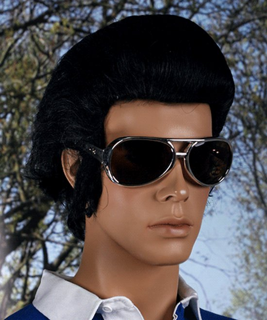 Elvis zonnebril The King