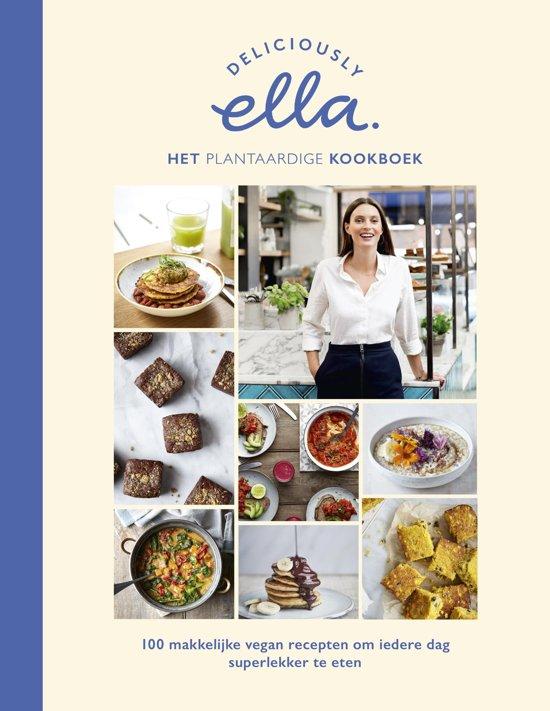 Boekomslag voor Deliciously Ella Het plantaardige kookboek