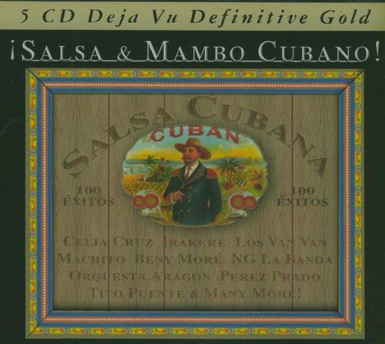 5-Cd Salsa, Mamba, Cubano