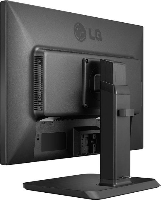 LG 24BK55WY-B 24'' WUXGA LED Flat Zwart computer monitor LED display